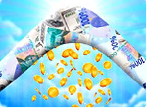 Cash Boomerang at casino dot com