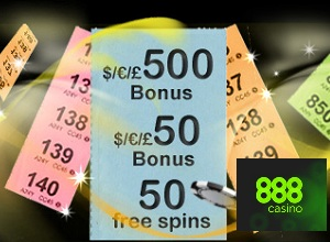 Daily deals at 888 casino