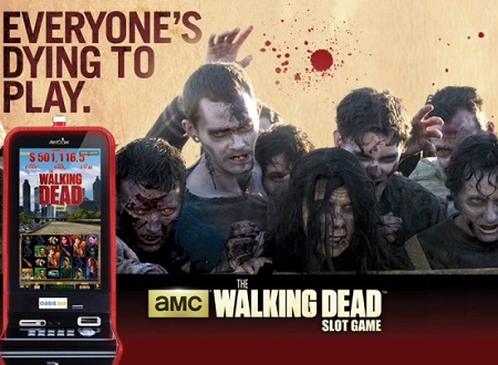 New Walking Dead Slot