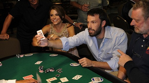 Ben Affleck banned from Blackjack table