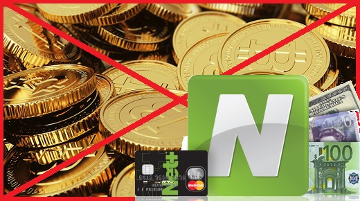 Neteller stops Bitcoin