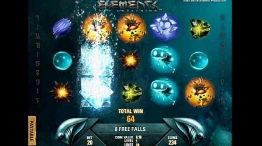 Net Ent NEW Slot Elements