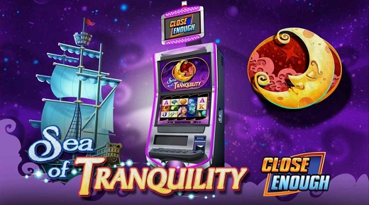 Play NEW Sea of Tranquility Slot at Ladbrokes Casino