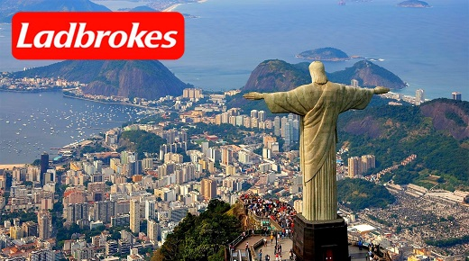 Rio De Janeiro with Ladbrokes