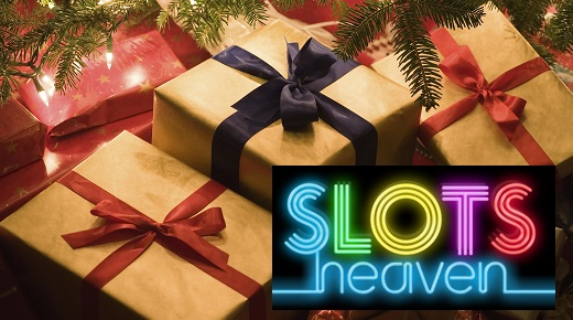 Christmas early at slots heaven