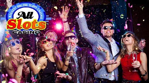 All Slots Bonus Party