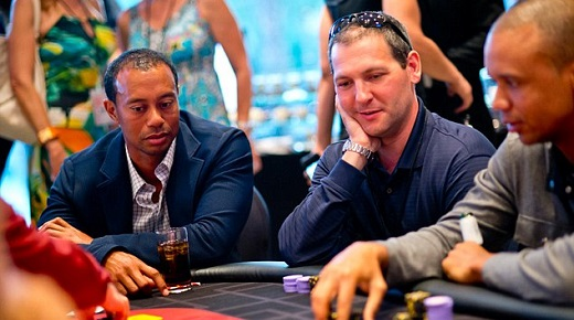 Top Celebrity Gamblers