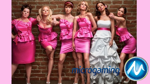 NEW Bridesmaids Slot