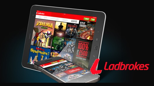 Ladbrokes Launches New Mobile Casino App