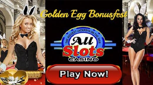 Golden Egg Bonus All Slots casino