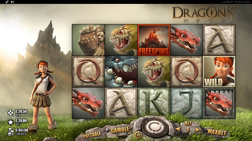 Dragon's Story