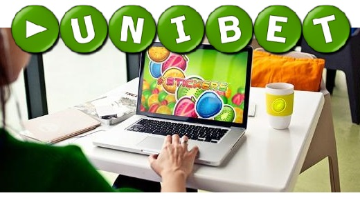 Unibet Stickers