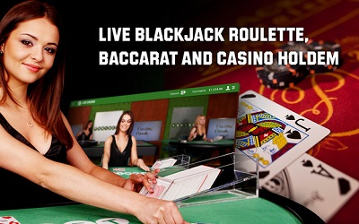 Live Casino at Unibet