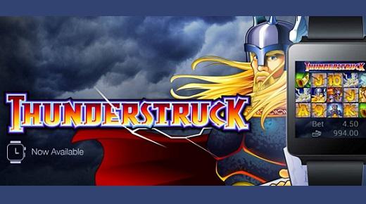 Thunderstruck Online Slots