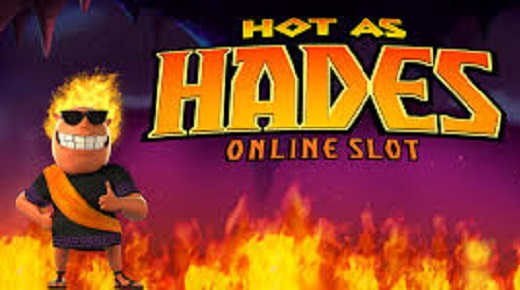 Hot as Hades online slot