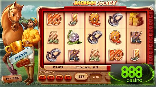 jackpots at 888 casino