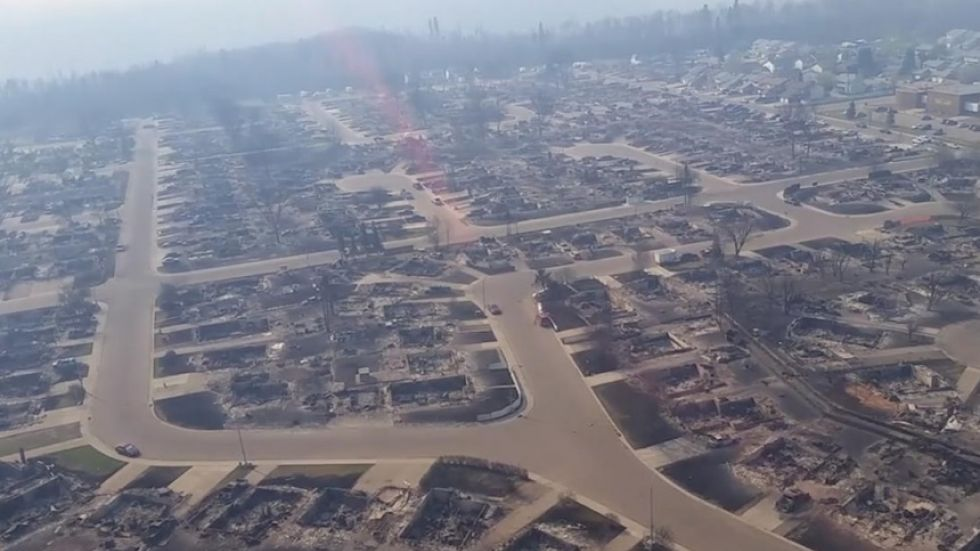 Fort McMurray Wildfire Relief Fund Extended
