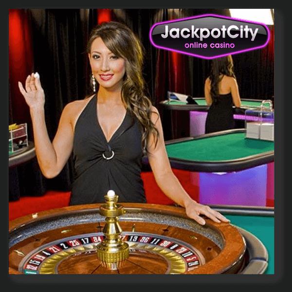 JackpotCity Live Dealer
