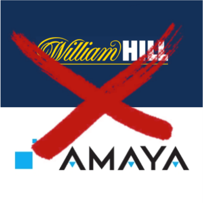 William Hill and Amaya Merger