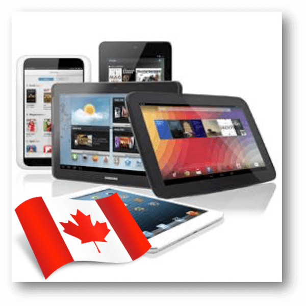 Tablet Use on the Rise in Canada