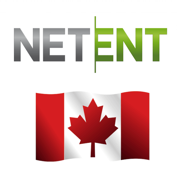 NetEnt Enters Canadian Market