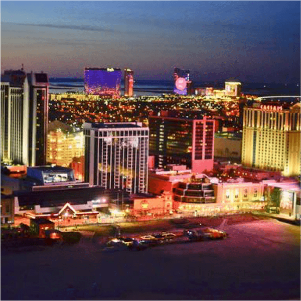 New Jersey Reveals Casino Revenues Identical To Last Year