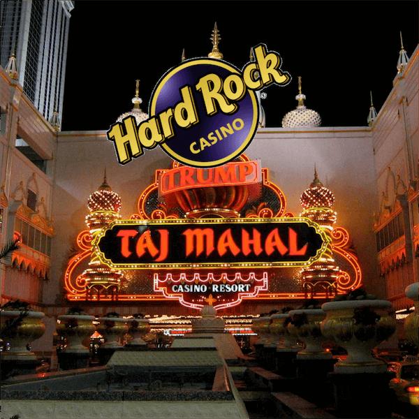 Hard Rock To Reopen Taj Mahal