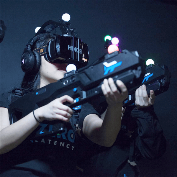 MGM Grand Plans Zombie Free-Roam VR Game