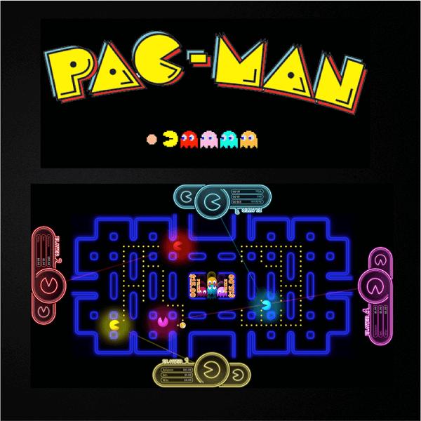 Pac-Man Arcade Slots