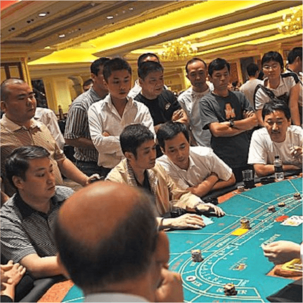 New Chinese Laws Restrict Casino Tourism