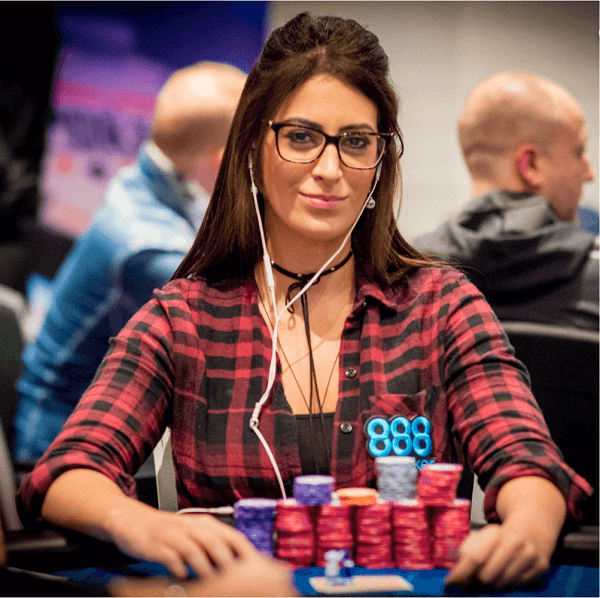 Vivian Saliba Signs New Deal With 888poker