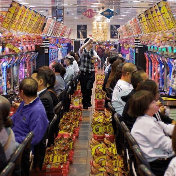 New Casinos To Hit Japan's Pachinko Parlours