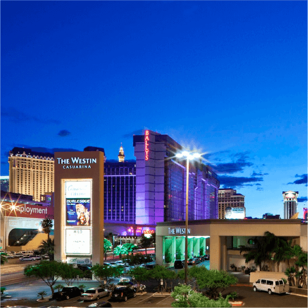 Westin Las Vegas Does Away With Its Casino