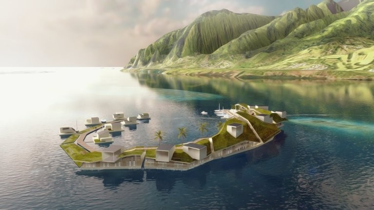 Seasteading: Nations that Float in the Ocean