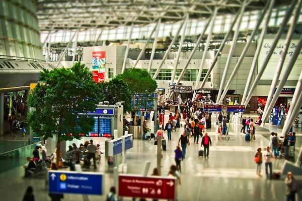 Biometric Airports